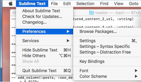 sublime3_settings
